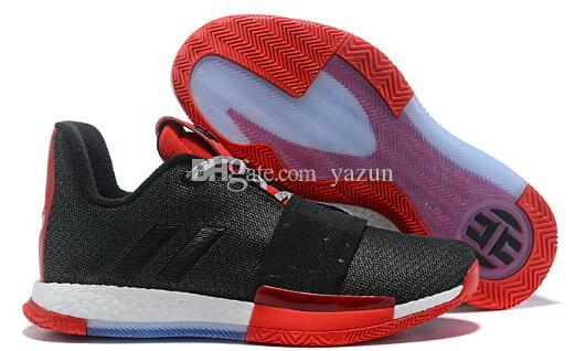b1b5a5c05ff0 2019 Top Mens Trainers Harden Vol. 3 Basketball Shoes