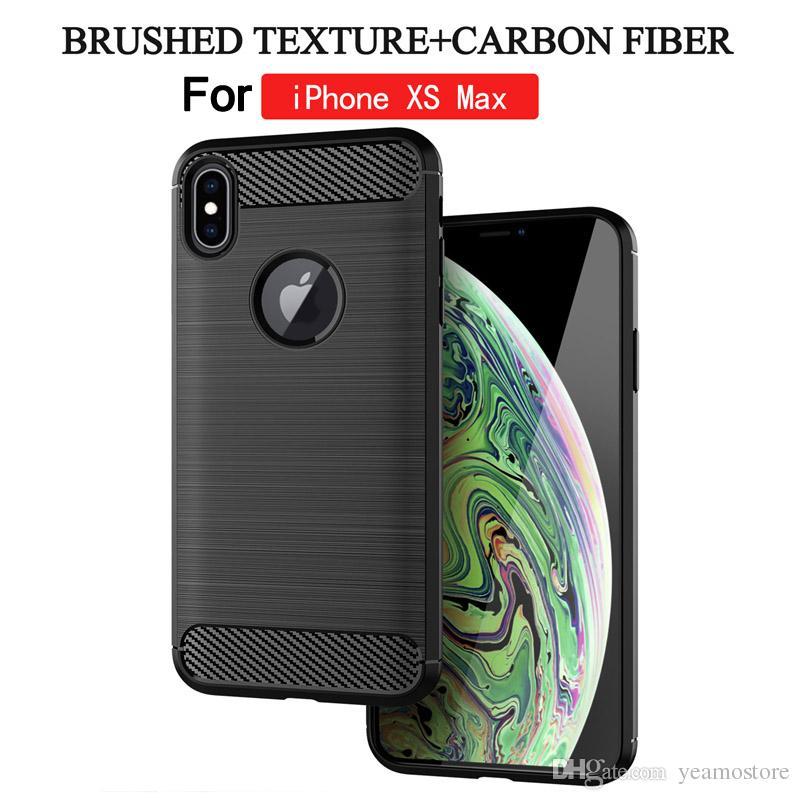 carbon iphone xs case