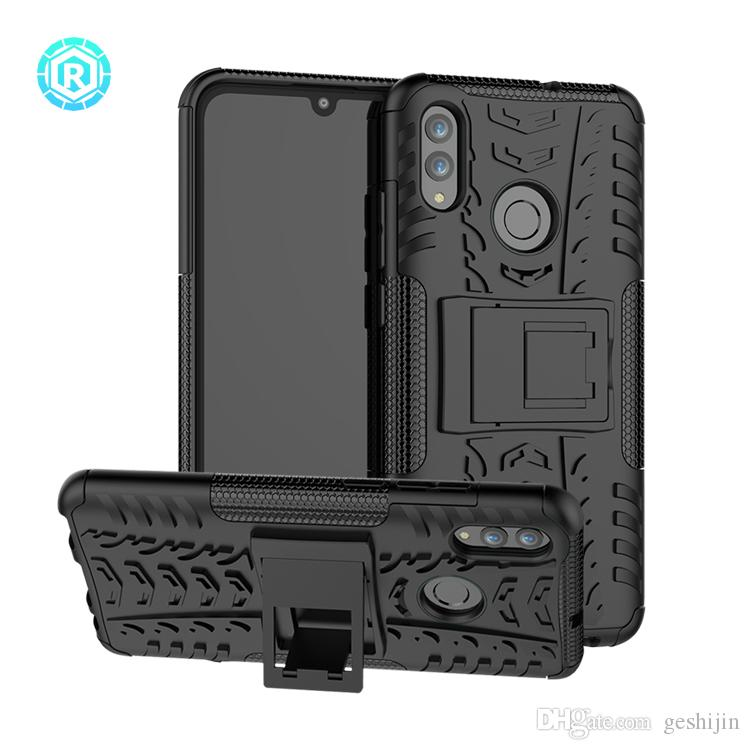 huge selection of a96b4 874d1 Waterproof Phone Case For Honor 10 Lite Hybrid Combo Shockproof Back Cover  For Honor 10 Lite