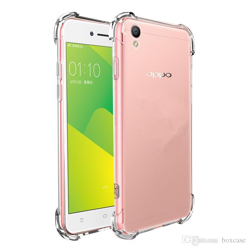 Acrylic TPU transparent clear hard case for huawei honor 8x max y5 y6 y9  2018 9 10 lite 7A P20 pro cover shockproof