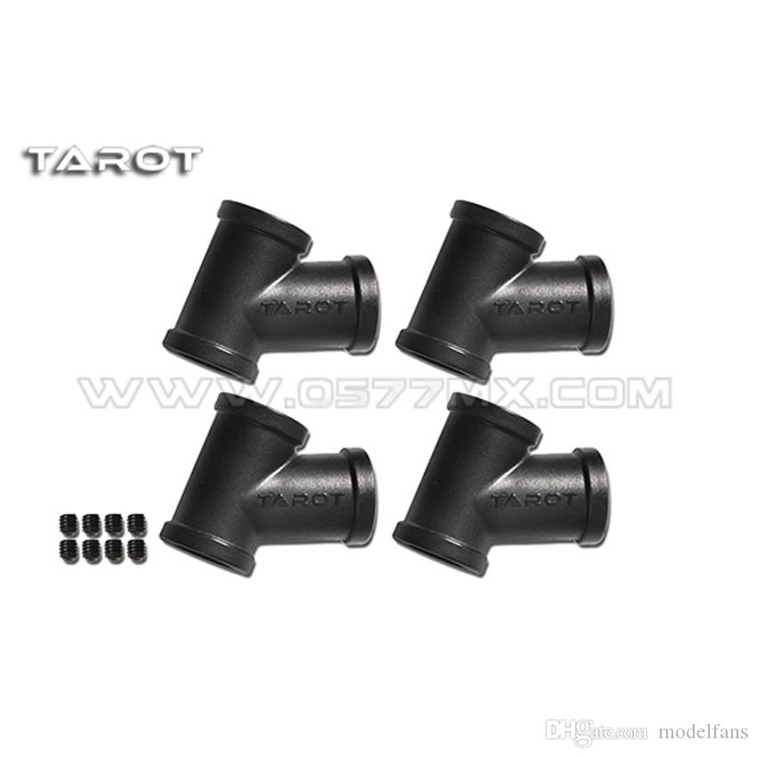 Tarot-RC 12mm Landing Skid Y Type Connector TL800A03 For FPV Aerial Photography Multicopter + FS Toys & Hobbies/Remote Control Toys/Parts &