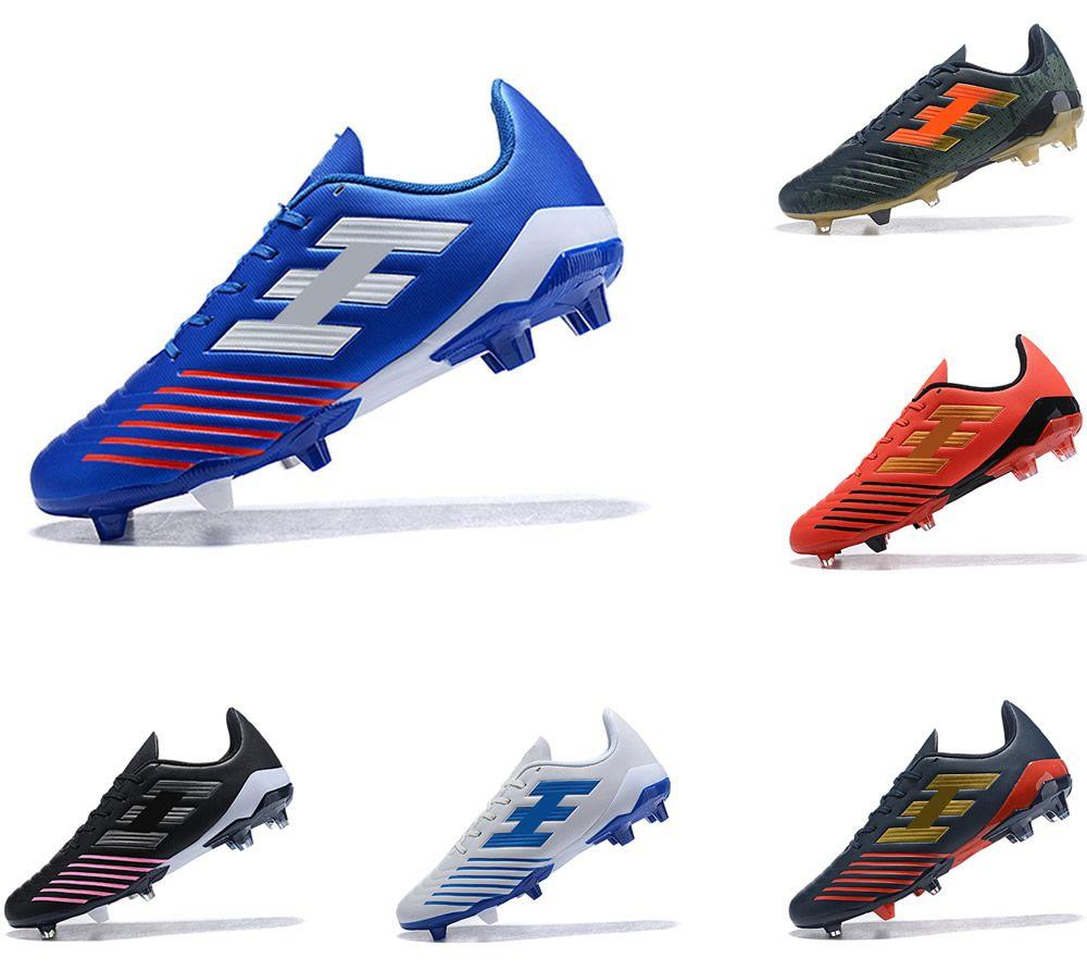 efde016eb Sport Shoes World Cup Top Quality Predator 19.4 TPU Nailed Football ...