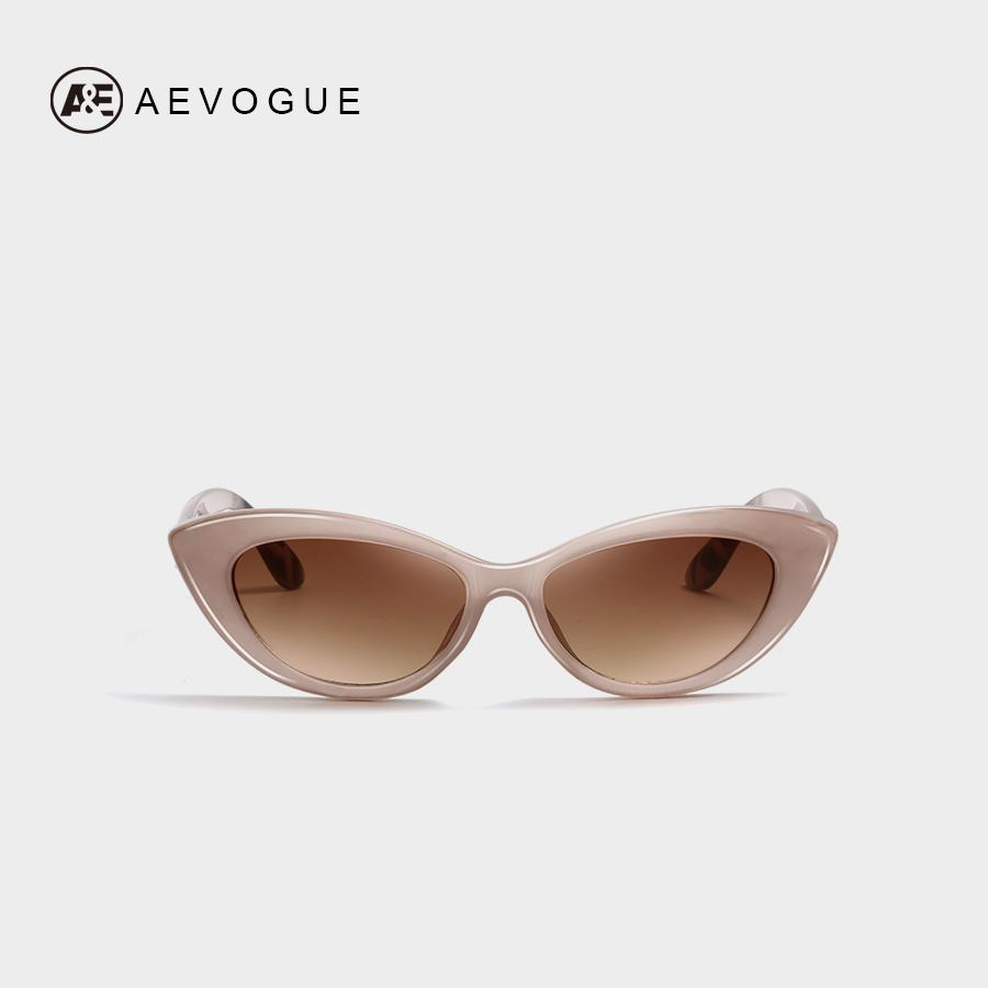 7f9435a0f977d Aevogue Sunglasses Women Cat Eye Stylish 2019 Fashion Trending Brand  Designer Vintage Female Sun Glasses Cute Uv400 Ae0655 C19041001 Fastrack  Sunglasses ...