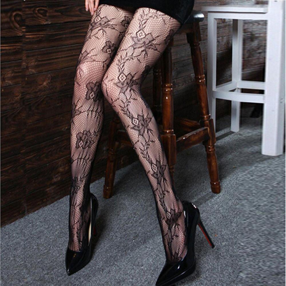 Acheter Chaussettes Pour Femmes Collants Résille Rose Chaussettes Résilles  Calcetines Mujer De  36.22 Du Guchen3  600804eca28