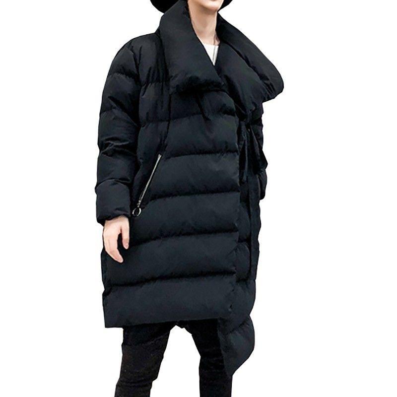 Designer Winterjas Heren.2019 Winter Men Parka Jacket Mid Long Coat Designer Jacket Coat Male