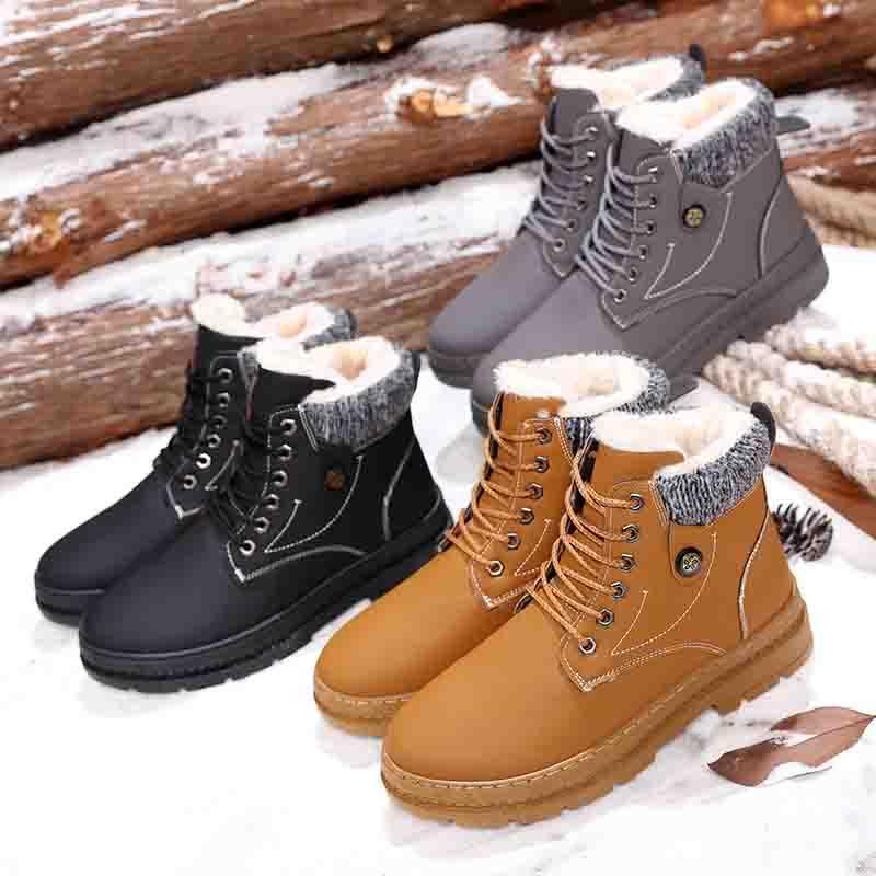 9004d8c882276 Masorini Botas Hombre Time Limited Hot Sale New Men Boots 2018 ...