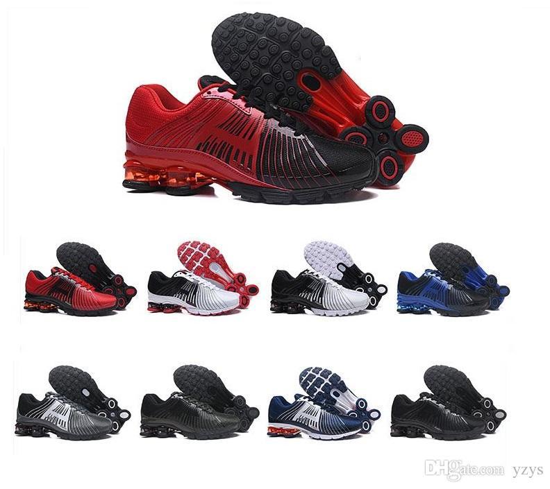 buy popular 8b806 4131a Acheter Livraison Gratuite 2018 Nouveau Shox 625 Chaussures De Course  Hommes Air Chaussures Avenue Livrer 625 Turbo NZ R4 ON Sneakers Venez Avec  La Boîte De ...