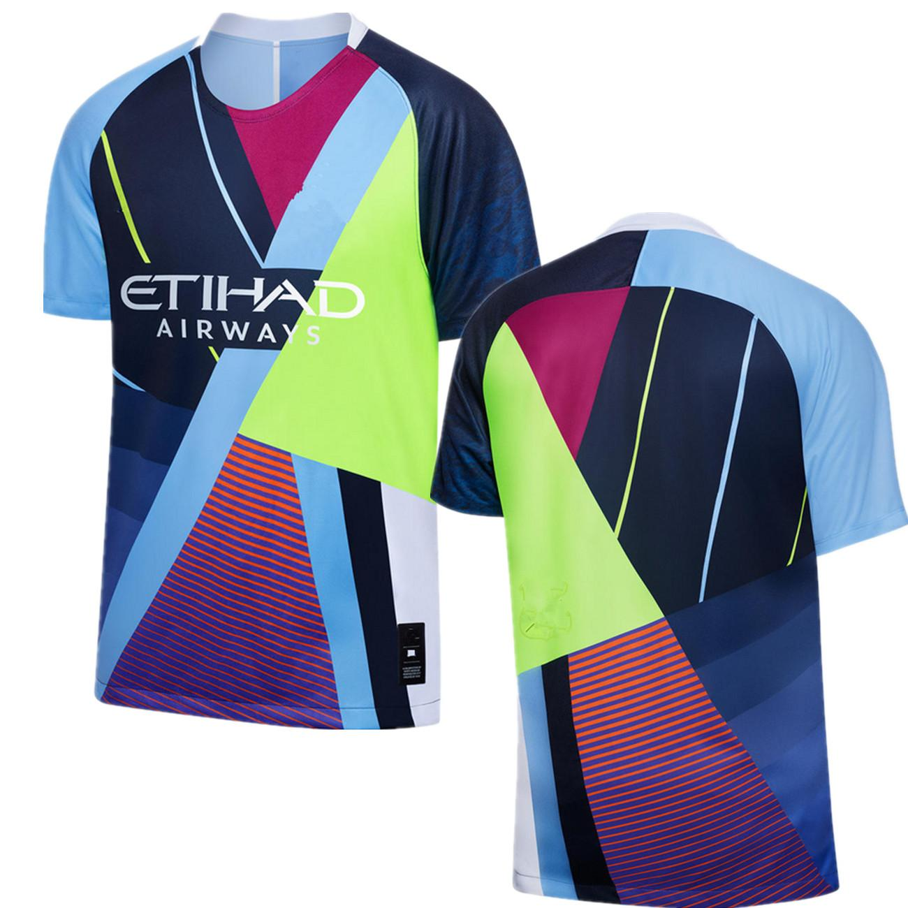 Nuove Maglie Manchester City 2019