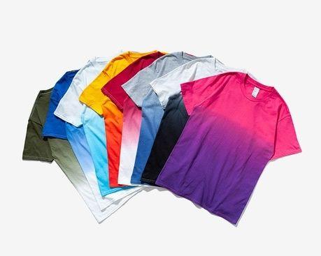 Satın Al Yaz Taze Hiçbir Boyama Boyama Boyama Sınıf üniforma T Shirt