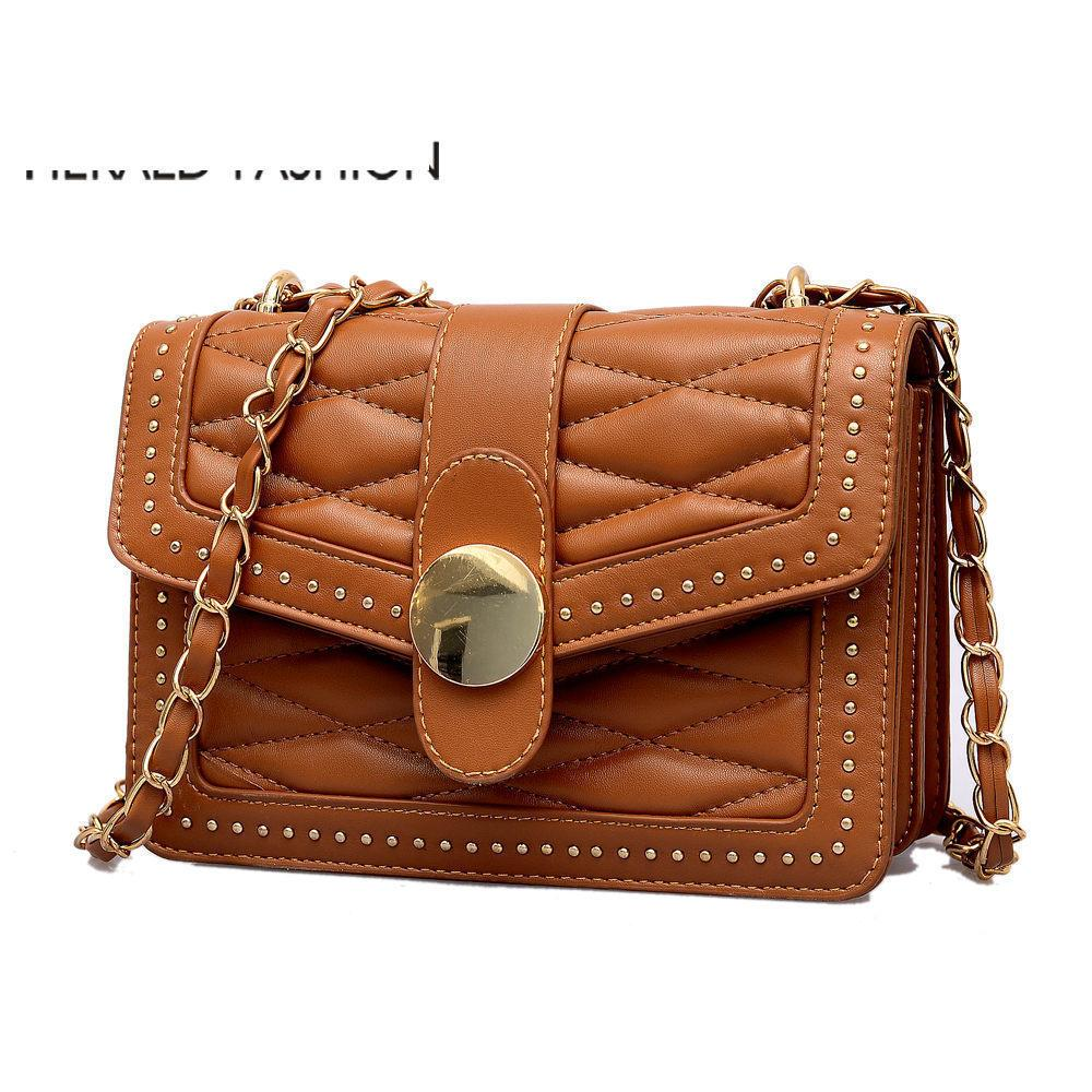 805660b19f418a Good Quality Leather Messenger Bags Luxury Shoulder Bag Quilted Designer  Handbags Women Flap Bag Vintage Small Crossbody Bags Designer Purses  Satchel Bags ...