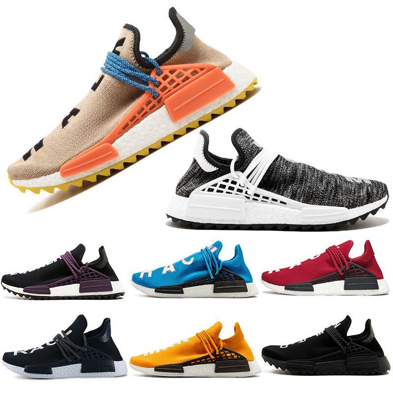 485e611ed6e4c Human Race HU Trail Running Shoes Mens Women Pharrell Williams ...