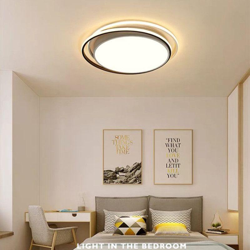 Acheter Led Lampe De Chambre Simple Personnalité Moderne Créative ...