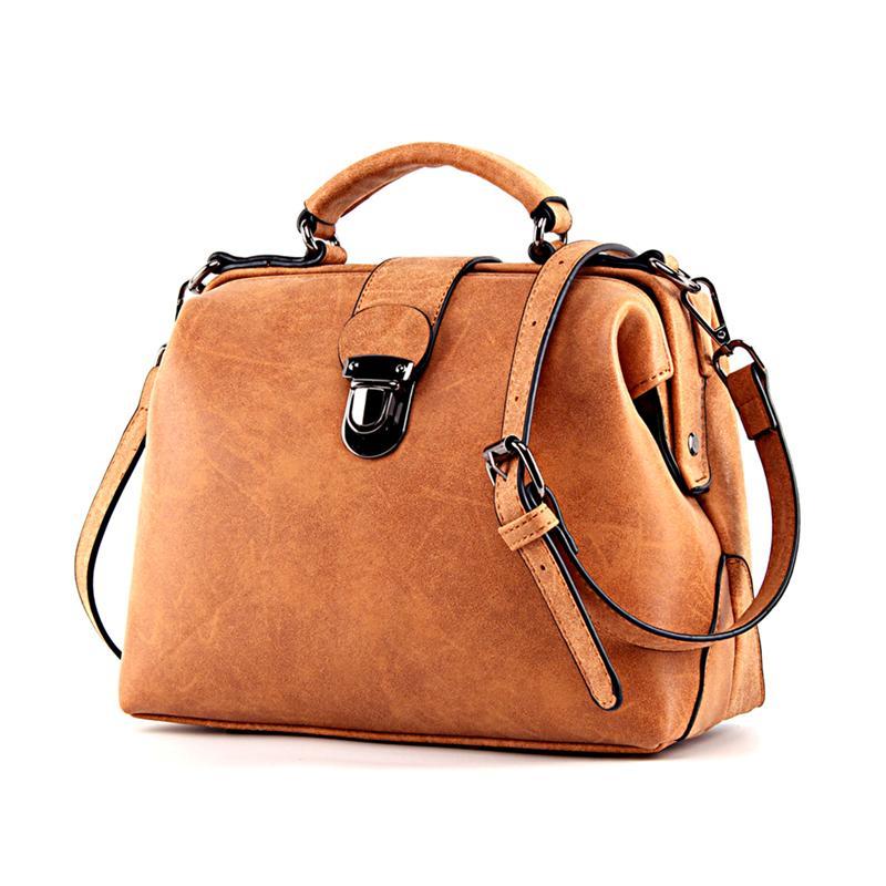 b34271e01d6e Alandtus Handbags Big Women Bag Female Luxury Matte Leather Crossbody Bag  Women S Messenger Ladies Hand Bags For Women Sac Cute Bags Purses For Women  From ...