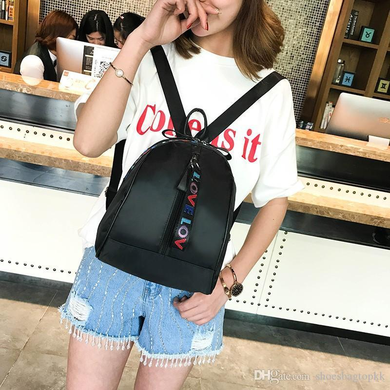 New Oxford Bag Joker Women Backpack Shopping Purse Travel Bags High Quality Girl Schoolbag Rucksack Student School Lady Backpack