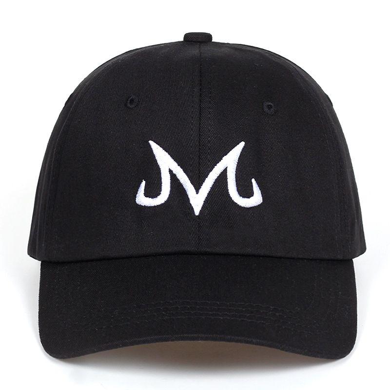 4e8864a2f48 2018 New High Quality Brand Majin Buu Snapback Cap Cotton Baseball ...