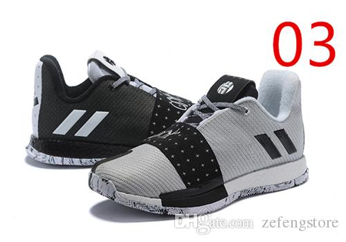e325dcb0c398 Cheap 2019 Sale Harden Vol. 3 MVP Basketball Shoes Men Red Grey Black James  Harden 3s III Outdoor Trainers Sports Running Shoes Size 7-11.5 Zefen
