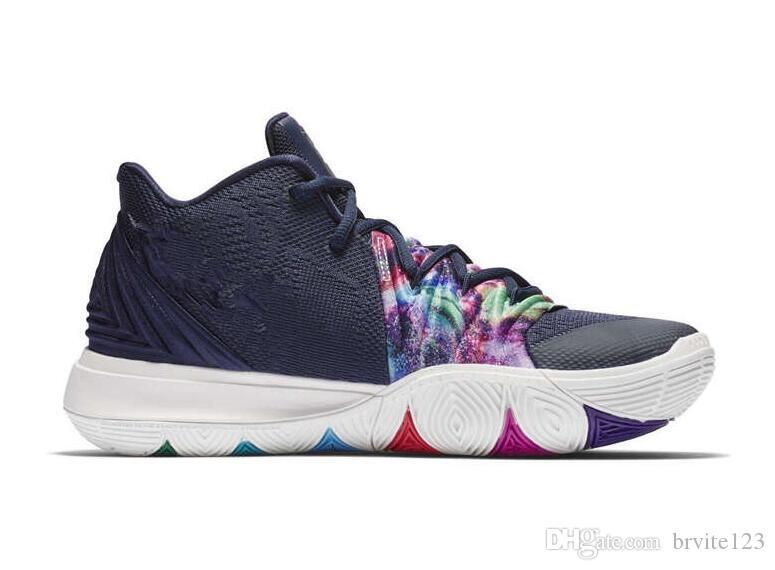ad54007c76ea6 Acquista 2019 New Kyrie 5 Scarpe Da Basket Black Magic Kyrie Irving 5s V  Mens Sneakers Da Ginnastica Scarpe Da Uomo A  48.94 Dal Brvite123