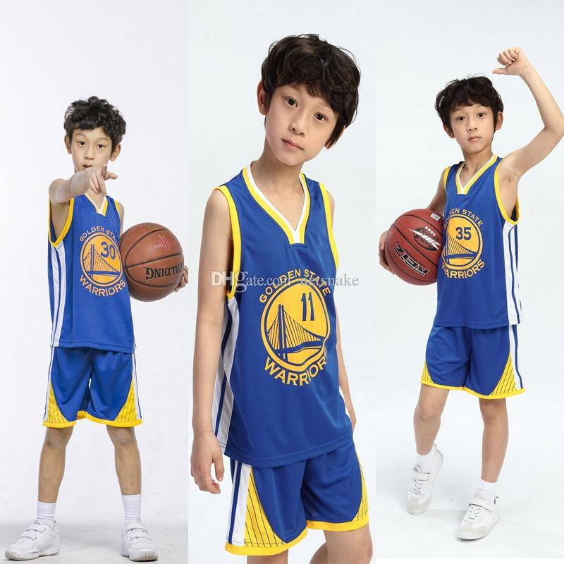 Wholesale sale American basketball 11#, 30#, 35# super basketball star custom basketball clothing outdoor sports clothing for big children