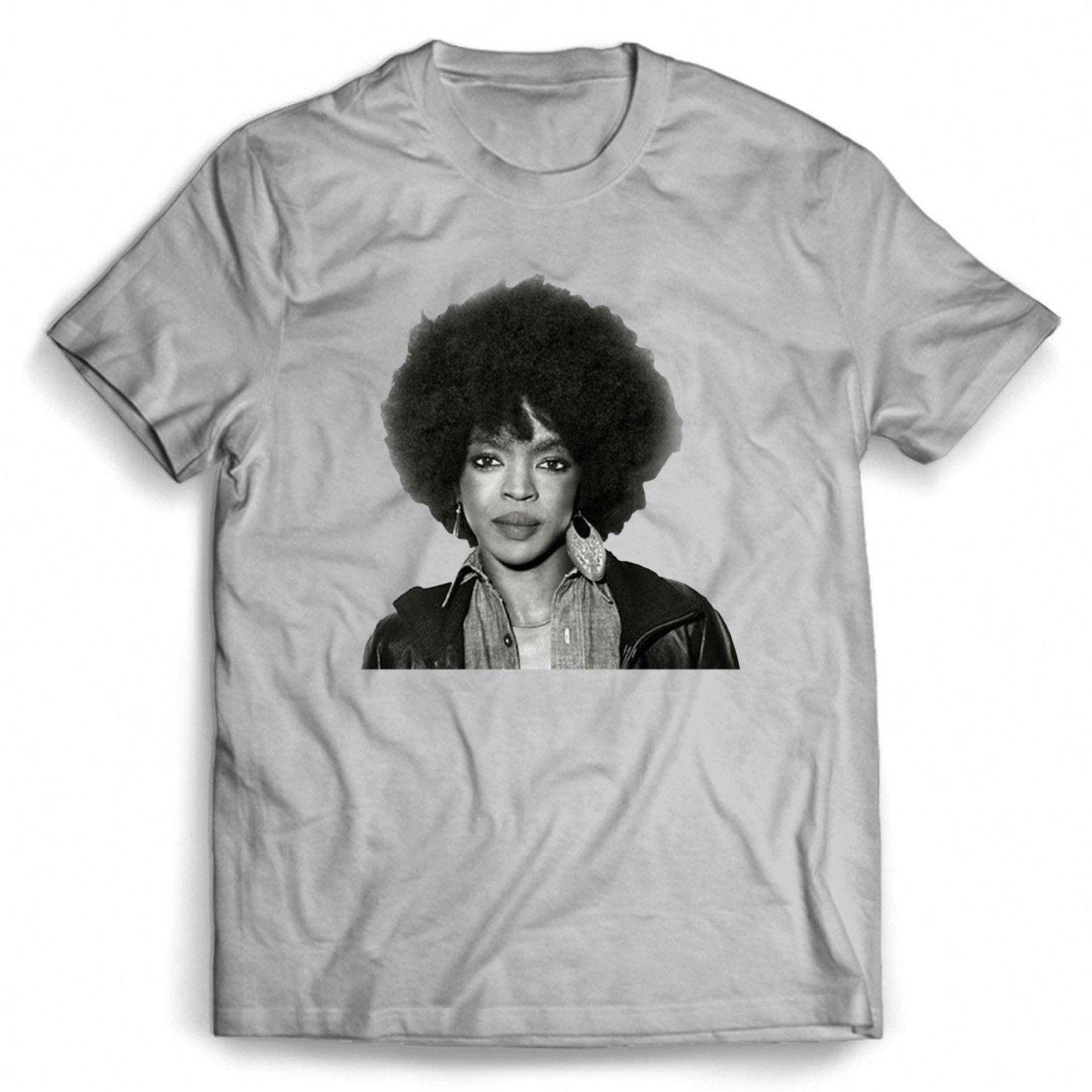 52c49b7b Lauryn Hill Hair Man / Woman T Shirt Colour Jersey Print T Shirt Jersey  Print T Shirt White T Shirt Designs Awesome T Shirt Sites From Nikecup, ...