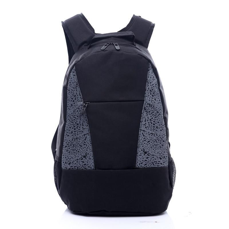 b2ea145438da Designer Backpack School Bag with Basketball Player Fashion Backpack ...