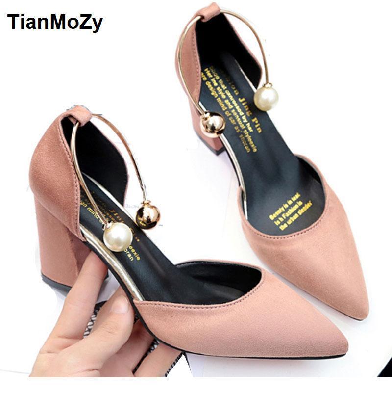 Tacones Zapatos De 2019 Altos Para Sandalias Mujer Verano Compre qZI1ww