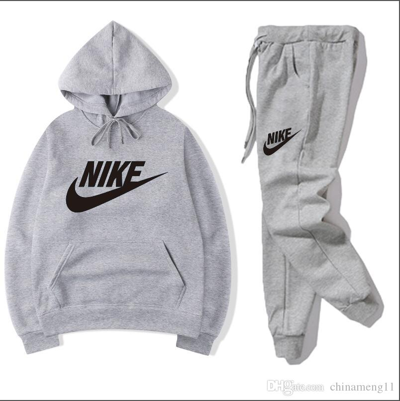 dd80ba0b new Mens NIKE Designer Tracksuits Sportswear Traje deportivo Women's  Jogging Suits Hoodies Tuta sportiva Casual Unisex Sportswear Sets