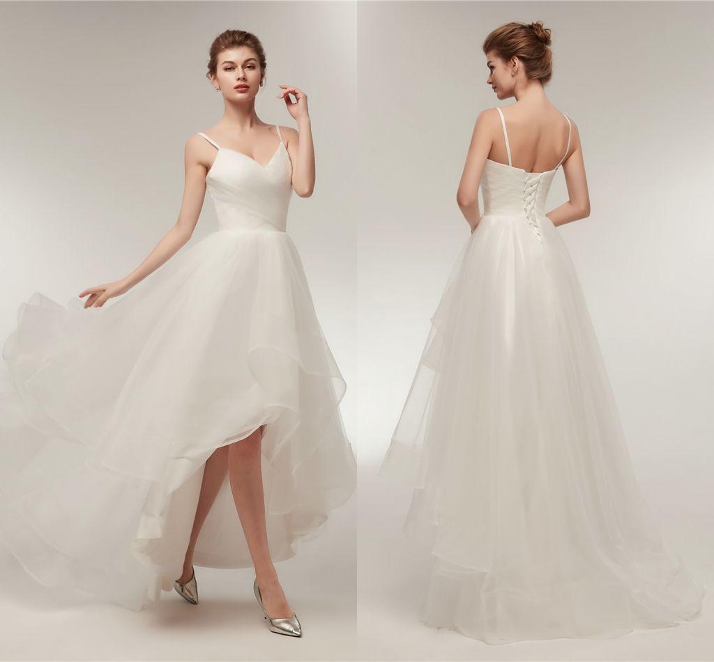 b6ee19beb5ee Cheap Halter Open Back Sexy Wedding Dress Discount Pretty Wedding Dresses  for Kids