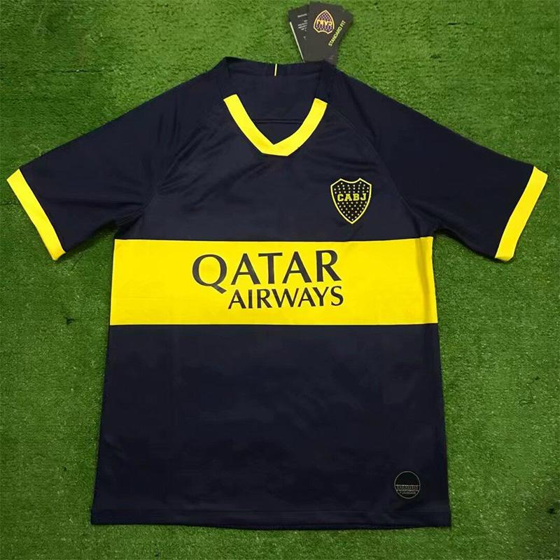 new styles 76188 2465c New 2019 Boca Juniors Home Blue Soccer Jersey 19 20 Boca Juniors Away White  Soccer Shirt 2019 Football Uniforms tops shirt