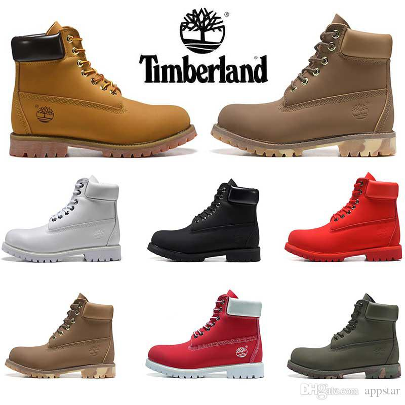 timberland femme militaire
