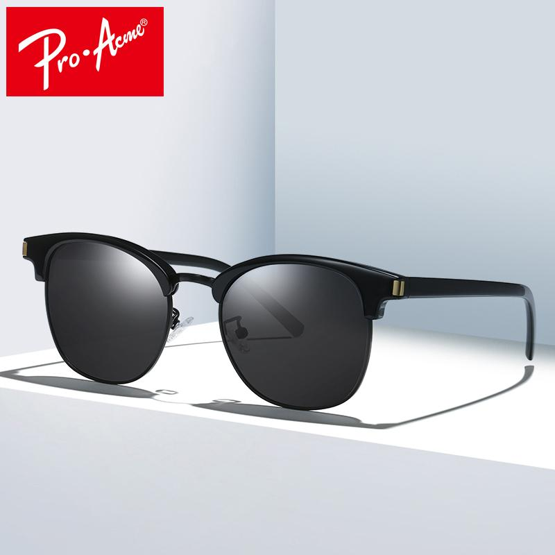 bd51dfc831 Pro Acme Sunglasses Men Polarized Driving Glasses Retro Sunglasses For  Women Semi Rimless Sun Glasses Lentes De Sol 2019 PA1208 Womens Sunglasses  Sunglasses ...