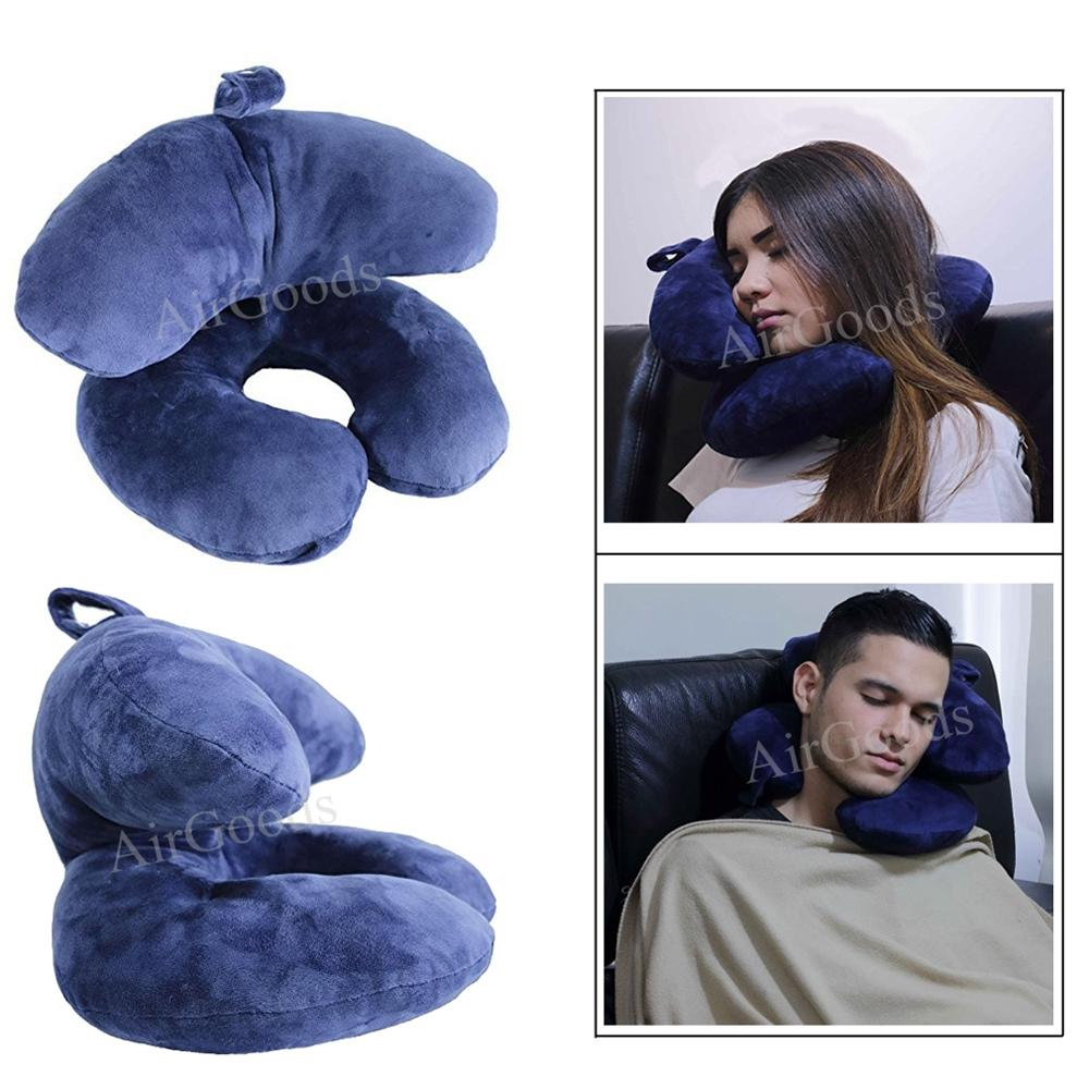 Polyester Pillow Newest Design Travel Pillow For Airplanes,Car,Train,Office,School Nap U Shaped Neck Pillow