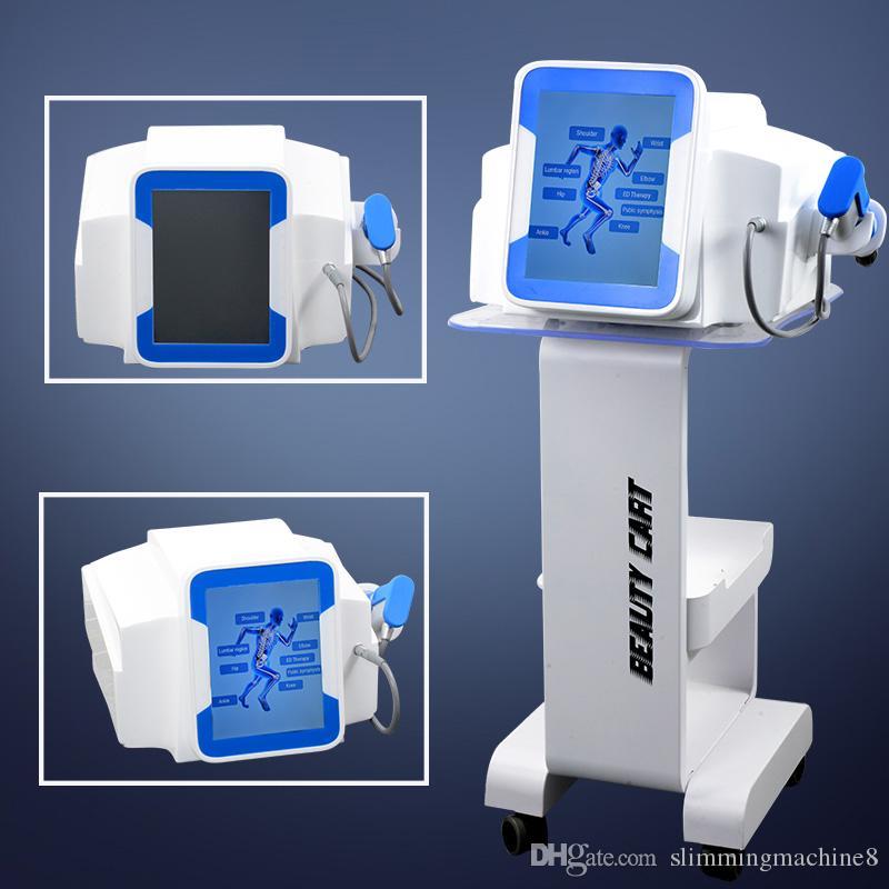 Onda de choque terapia de vácuo massagem máquina de moldar o corpo máquina de terapia shockwave Quebrado Fat Shockwave Celulite Reduzir