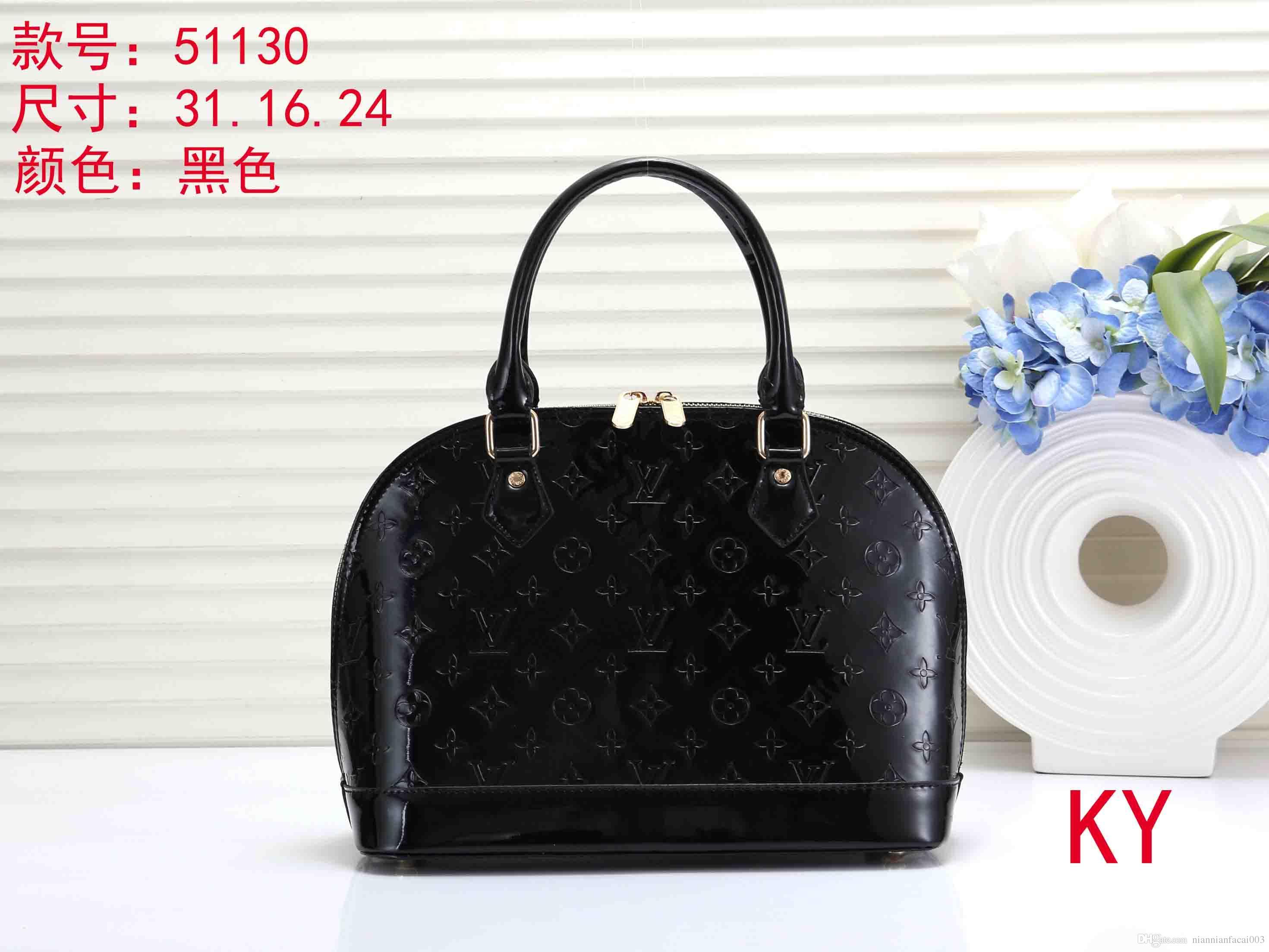 5c8e0fca7dd310 Free Mailing New Handbag 2019 Summer Fashion Handbag Ladies Large ...