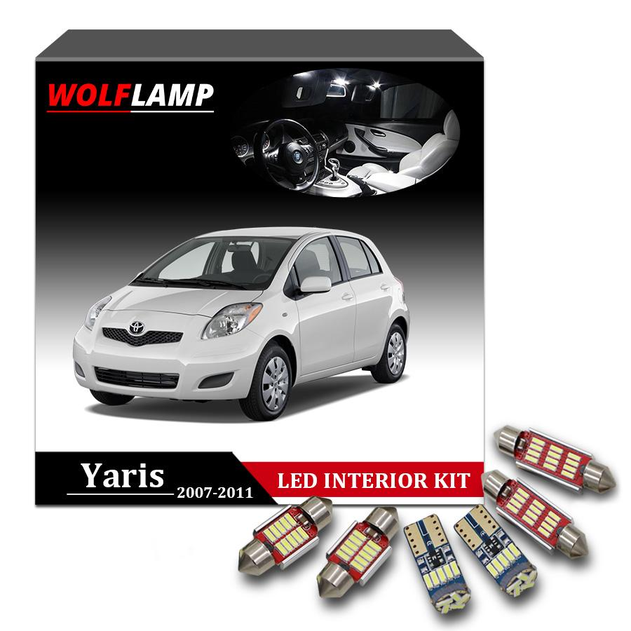 2019 Wolflamp Super Bright White Led Interior Car Lights For 2007