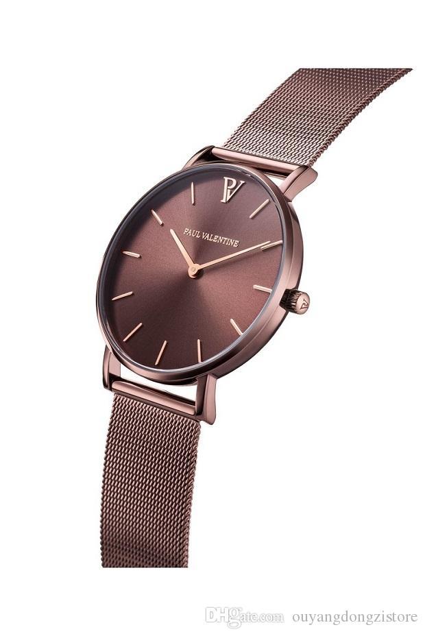 8f8158a5d785 2019 Luxury Watch Female Special Gift Quartz Watch Women Nylon Steel ...