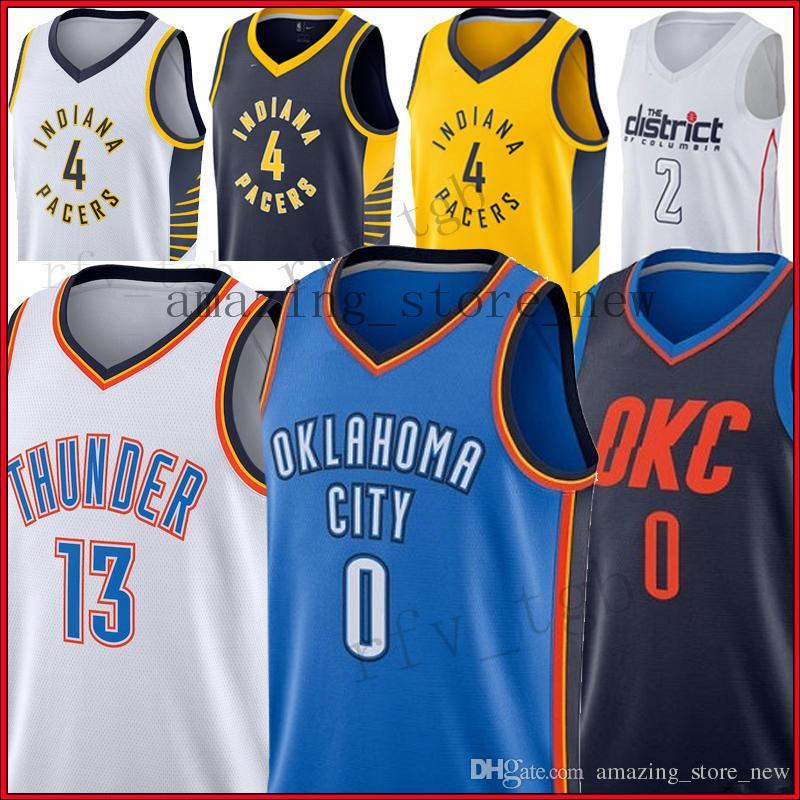 b6ed2382df0 ... good westbrook men oladipo oklahoma city 0 russell westbrook jersey  youth thunder 13 paul george basketball