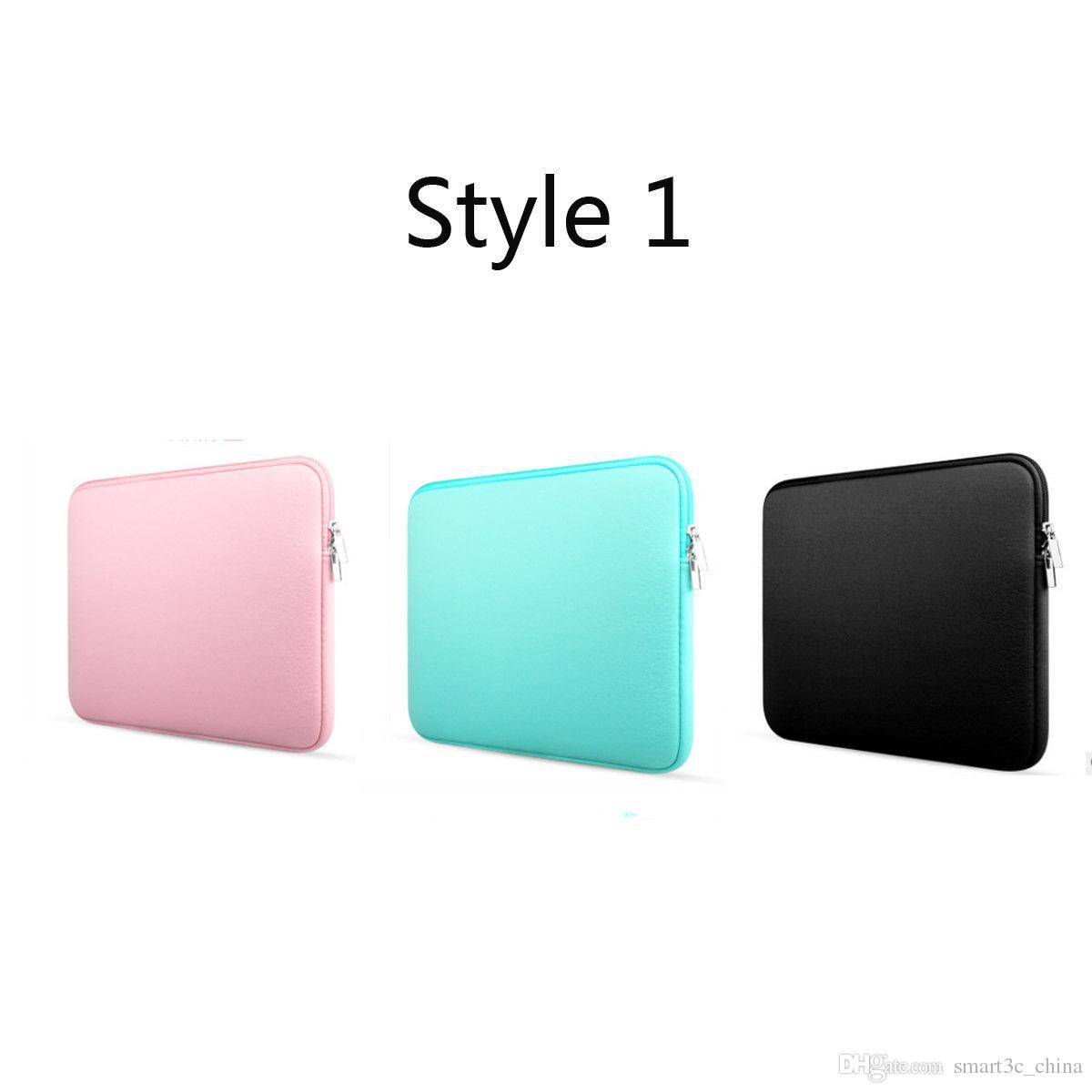 a623a8a416a68 Satın Al Style1 YENI Laptop Sleeve 14, 15.6 Inç Notebook Çantası 13.3  Macbook Pro 13 Kılıf Laptop Kılıfları 11.13, 15 Inç Koruyucu, $4.35 |  DHgate.Com'da