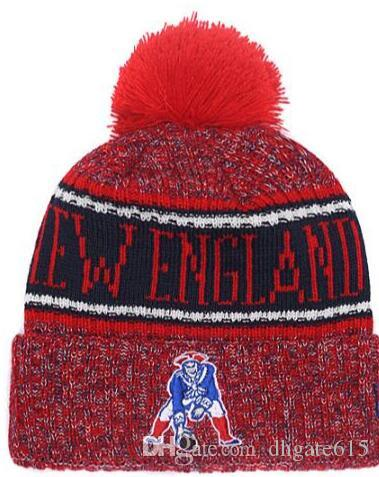 e46a08ae20428 2019 HOT Brand Fashion Adult Men Women Patriots Winter Hats Soft Warm Beanie  Caps Crochet Elasticity Knit Casual Warmer Beanies 01 From Dhgate615
