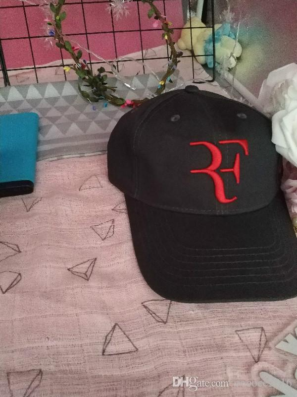 348ddafe Best Selling And Fast Shipping Find Similar 8 Tennis Cap Wholesale Roger  Federer Tennis Hats Wimbledon RF Tennis Hat Baseball Cap 2019 Flexfit Hats  For Men ...