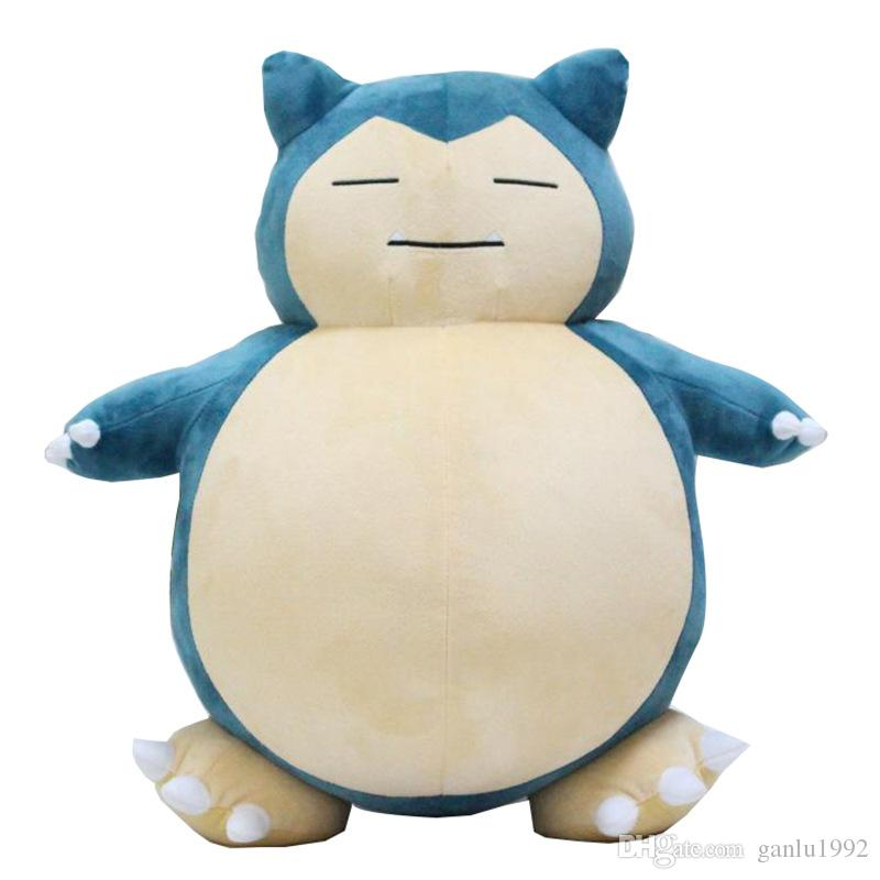Short Plush Toys Pocket Pets Elves Doll Snorlax High Grade Soft Material Dolls Delicate Children Gifts Lovely 11yca N1