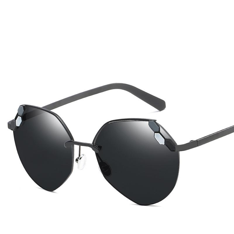 58de20818640 2019 New Retro Pilot Sunglasses Good Quality UV Protection Fashion ...