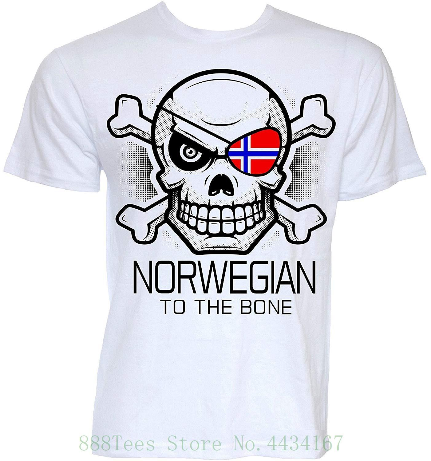 8f155be31f Beat Tees Clothing Mens Funny Novelty Norwegian To The Bone Joke Norway  Flag Slogan Gifts T Shirts Short Sleeve Cotton T Shirts Fitted Shirts From  Yubin05, ...