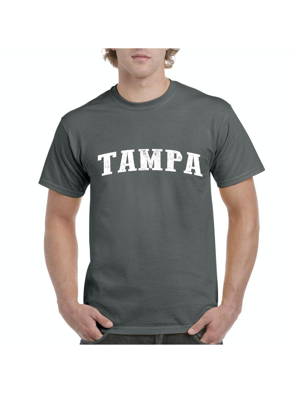 56645f73 Tampa FL Florida Map Flag Miami Orlando Home Of University Of Florida T  Shirt Funny Unisex Casual Fitted Shirts T Shirt Sale From Fantees, $12.96|  DHgate.