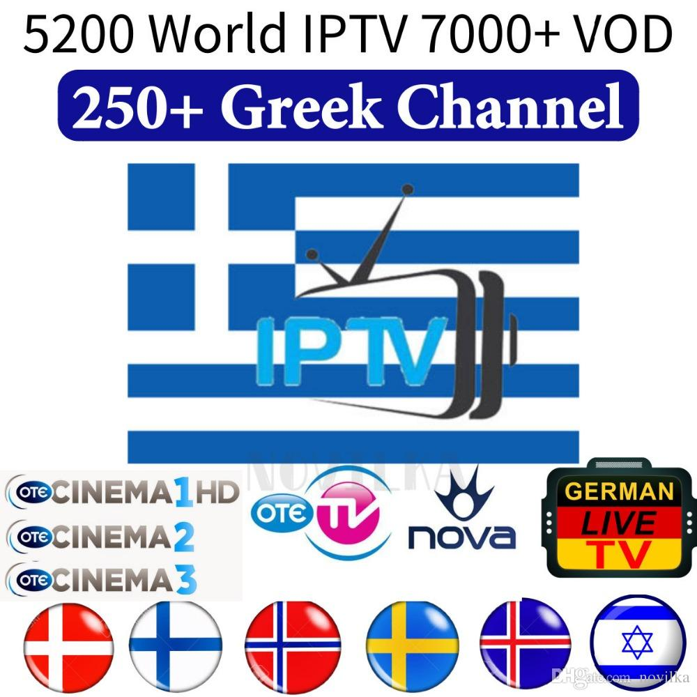 Greece IPTV subscription Marvel HD Greek live channels Romania UK German  Sweden French Poland M3U Smart TV Android IPTV