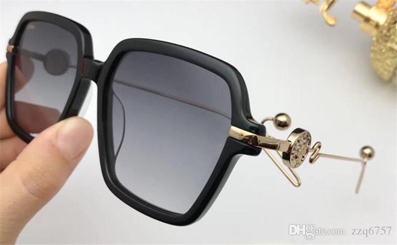 18295eeca3 New Sell Fashion Designer Sunglasses 0135 Square Frame Features ...