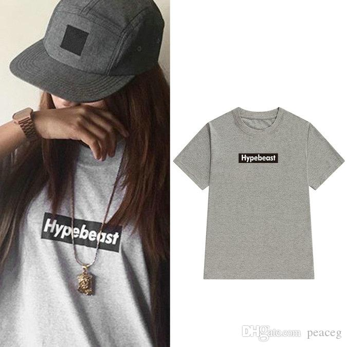 195c27bf Hypebeast T Shirt Fashion Short Sleeve Tops Good Show Fadeless Tees Unisex  White Colorfast Clothing Pure Color Modal Tshirt Online Tee Shirts Shopping  ...