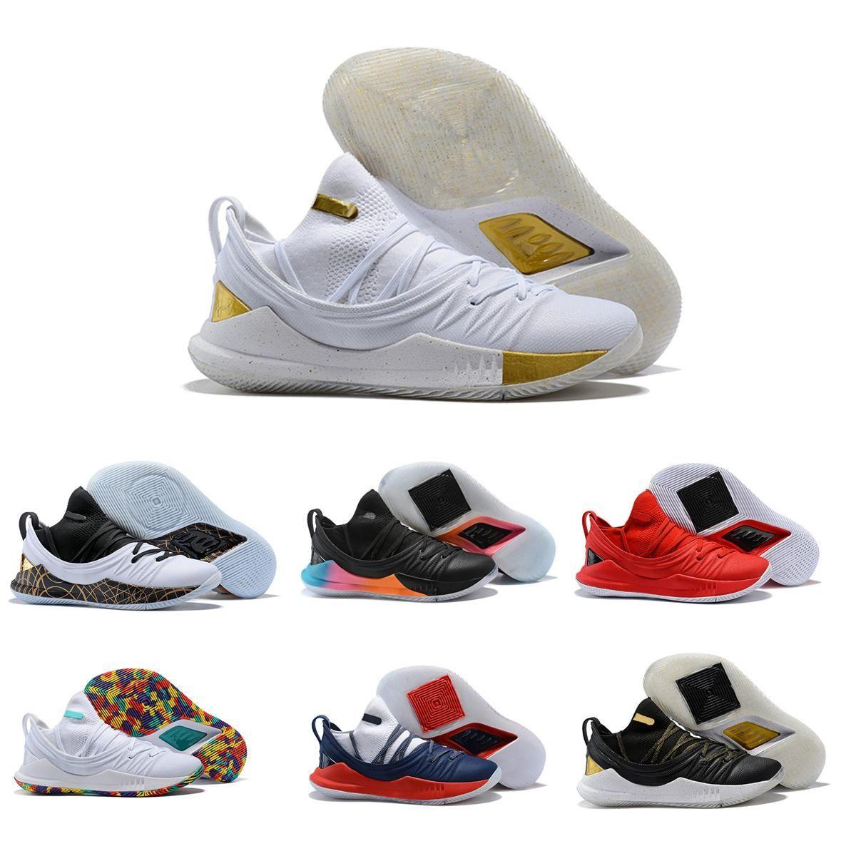 6ec83eabab8 2018 Nouveau Stephen 5 Chaussures De Basket Stephen Homme MVP Finales  Sportif Baskets Chaussures De Course Taille 40 46 Men Shoes Online Online  Shoe ...