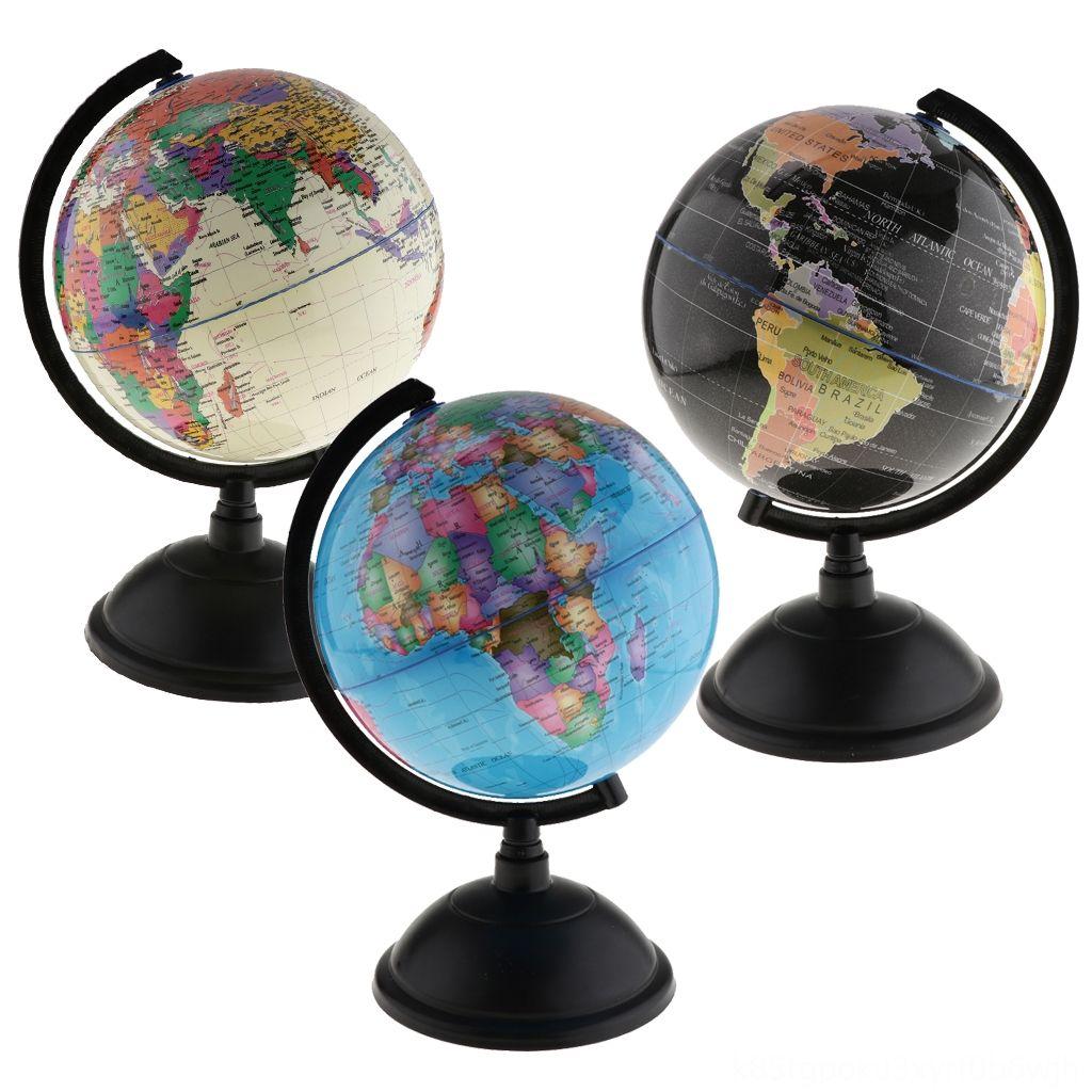 Spinning Interactive World Globe Other Decor Dcor Kids ...
