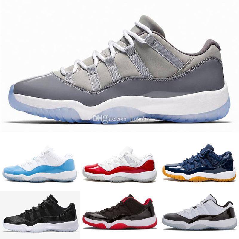 68bfe2b744758e Concord 45 11 Mens Retro Basketball Shoes 11s Platinum Tint CAP AND ...