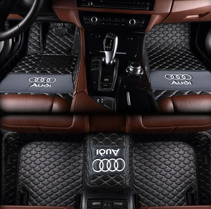 2019 Suitable For Audi A7 / 2019 Stitching Car Mat Anti